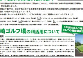 県政レポート第8号画像